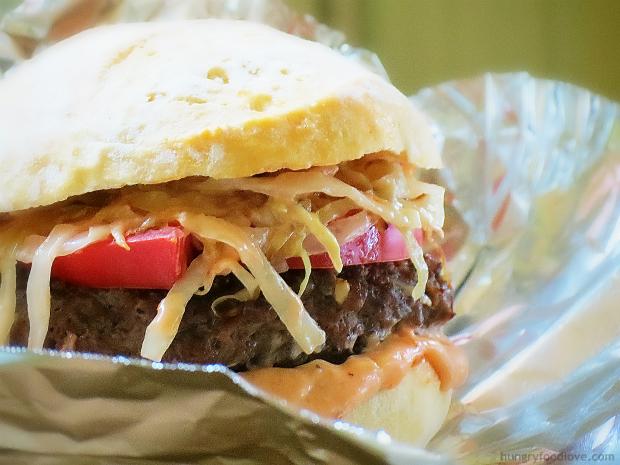 187 chimichurri dominican burger