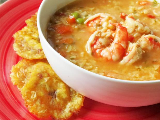 Shrimp Asopao Hungry Food Love