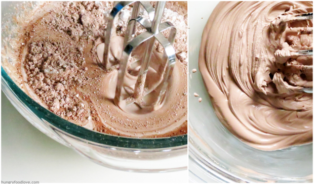 how to make chocolate whipped cream at home