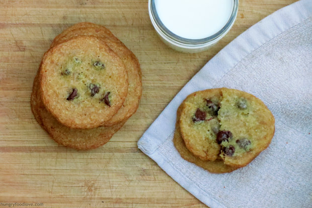 Thin and Crisp: Perfect Chocolate Chip Cookies