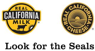 #vivaCADairy Real California Cheese and Real California Milk